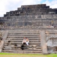 Phế Tích Tazumal, Joya De Cerén, Suchitoto, Guatemala, 3-2012