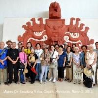 Museo De Escultura Maya, Honduras, March 2, 2012