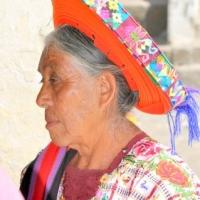 Chiếc Khăn Vành Guatemala