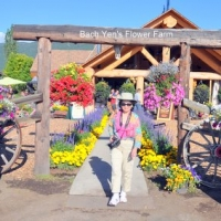 Nông trại Hoa của Bạch Yến