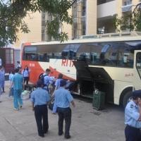 Chuẩn bị lên đường, khám bệnh, phát thuốc tại 5 xã nghèo tỉnh Bình Định, từ 9 tháng 11 đến 13 tháng 11 năm 2009