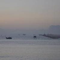 Giăng lưới - Biển Quy Nhơn