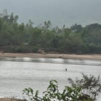 Sông Hà Thanh sau cơn lũ tháng 11.2009