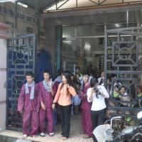 Trung Tâm Nguyễn Nga và những trẻ em khuyết tật