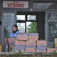 Quà cứu trợ - Tuy Phước Bình Định