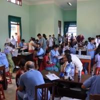 Doctors in action - Vân Canh Bình Định