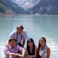 Hồ Louis - Alberta