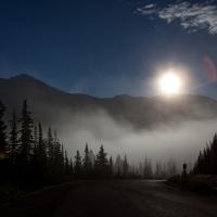 Bình Minh - Banff - Alberta