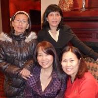Giang Ngọc Tuyết thăm Toronto 14.11.2011