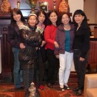 Dao, Nhạn, Hạnh, Tuyết,Tâm, Lương Toronto 14.11.2011