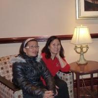 Nhạn, Tuyết Toronto 14.11.2011