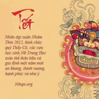 Xuân Nhâm Thìn 2012