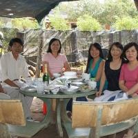 Thăm anh Hồ Ngạc Ngữ 02.04.2013