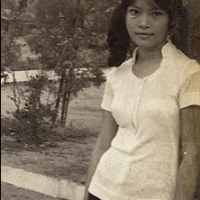 Hình cũ của chị Bồng Sơn gửi về