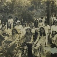 Hình cũ trong lưu bút Đào Thanh Hoà