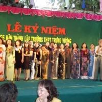 Nhân kỷ niệm 55 năm thành lập trường NTHQN