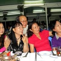 Gặp gỡ thấy Lâu và Cô Tùng ngày 2 tháng 9 năm 2012