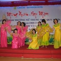 Họp mặt Tết năm Nhâm thìn 2012 tại Qui Nhơn