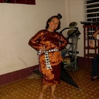 Tập múa
