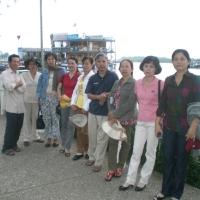 Nguyễn thi Như Phúc lớp 9/3 1975