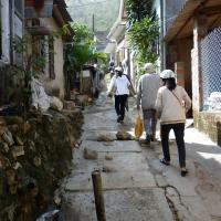 Hoạt động cứu trợ ở Qui Nhơn - 8.12.2010
