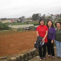 Đà Lạt Tháng 3 năm 2011 Khanh, Tuyết, Oanh