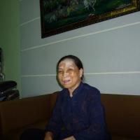 Cô Lã Thị Khanh Tháng 11, 2011