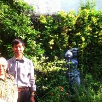 Cô Thúy Nga và học trò - Sài Gòn 2015