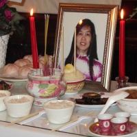 Đám Tang chị Đường Sở Phân 18.03.2011