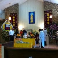 Tang Lễ Thầy Nguyễn Mộng Giác - Peek Family Funeral Home - Westminster 07.07.2012